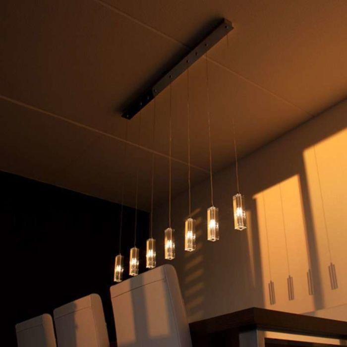 Závěsná-lampa-Ceres-7-chrom
