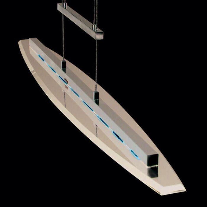 Závěsná-lampa-Credo-oválná-ocel