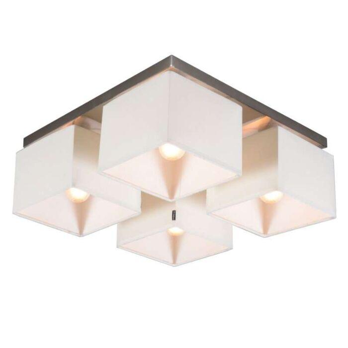 Stropní-svítidlo-VT-4-bílé