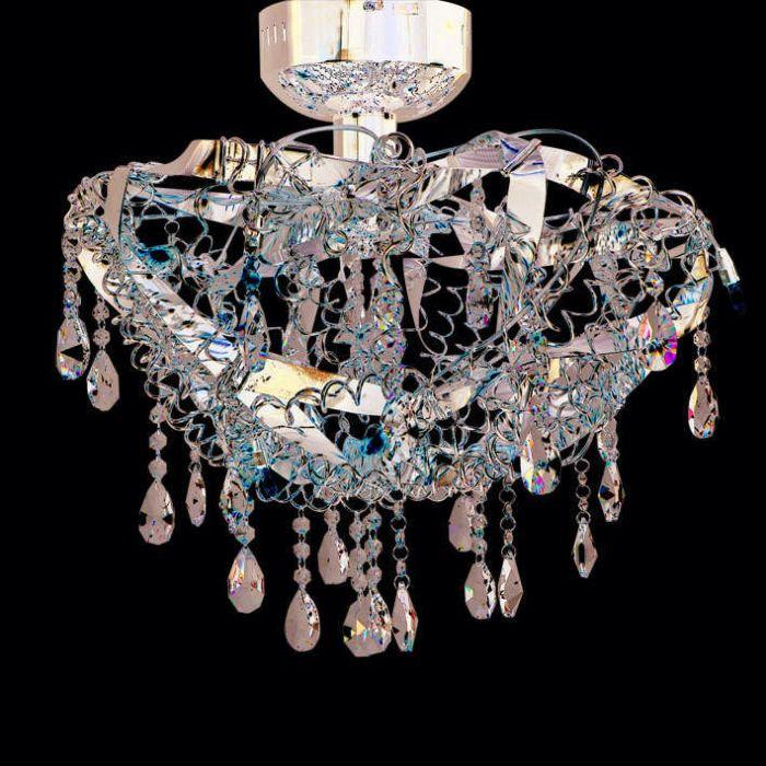 Stropní-svítidlo-Duchesse-10-chrom