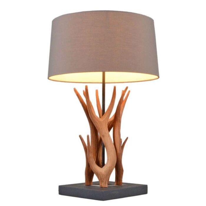 Stolní-lampa-Yindee-přírodní-s-hnědým-odstínem
