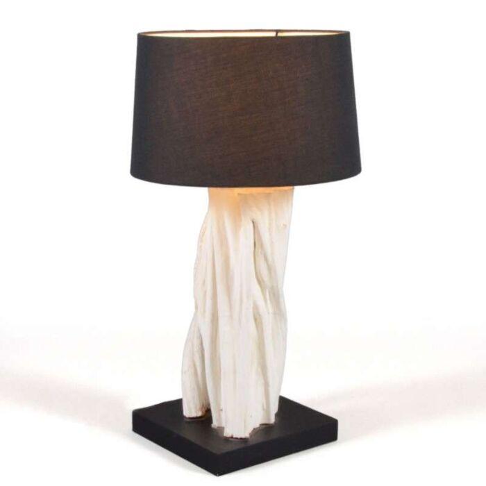 Stolní-lampa-Arich-s-černým-odstínem