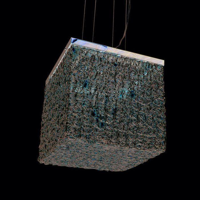 Závěsná-lampa-Draht-Square-10-hliník