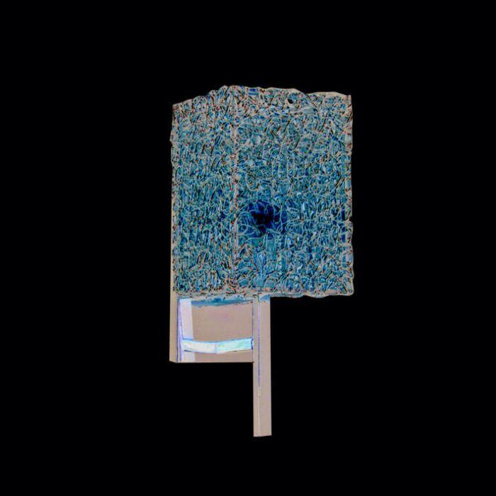 Nástěnná-lampa-Draht-Square-hliník