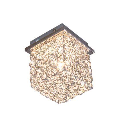 Stropní-svítidlo-Draht-Square-S-hliník