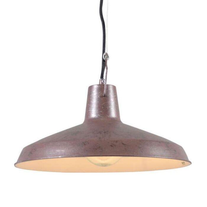 Závěsná-lampa-Grange-starožitný