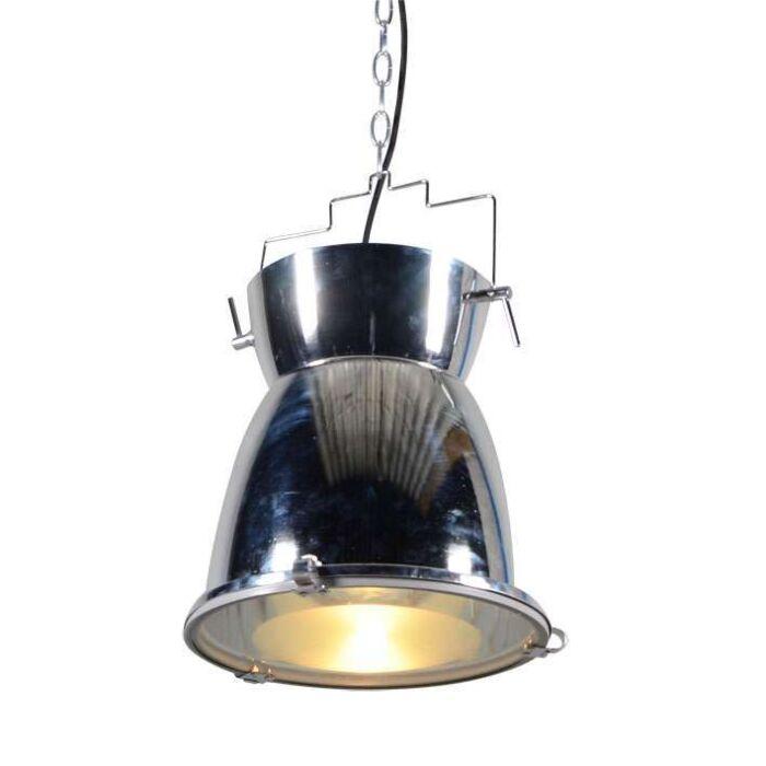 Závěsná-lampa-Classic-Industry-1-chrom