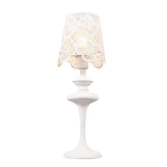 Stolní-lampa-Krajka-bílá