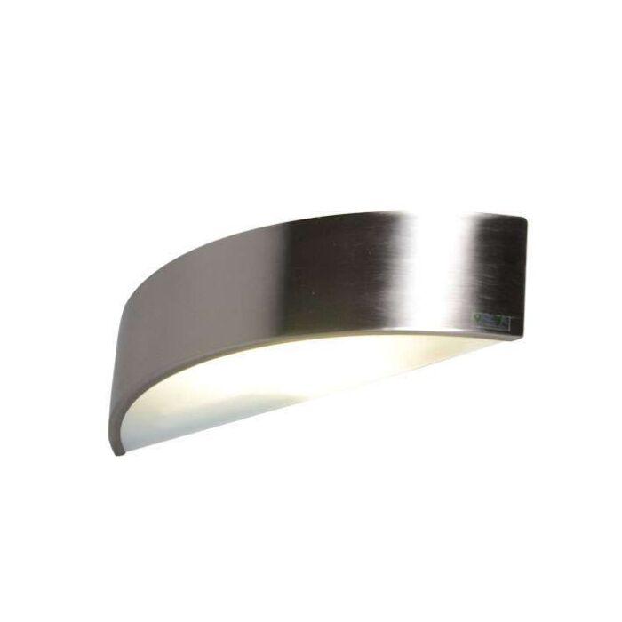 Nástěnná-lampa-Hluková-ocel