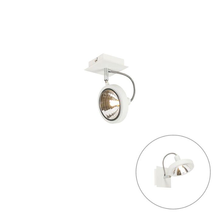 Designové-bodové-bílé-1-světlo-nastavitelné---Nox