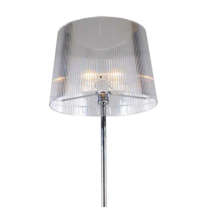 Stojací-lampa-Letrak-čirá