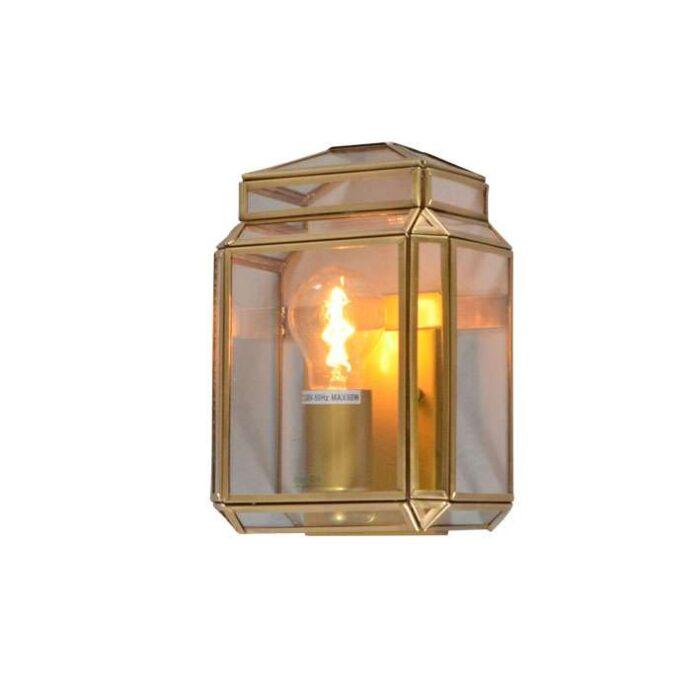 Nástěnná-lampa-Portree-poloviční-bronz