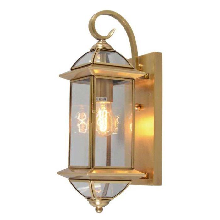 Nástěnná-lampa-Piperhill-bronz
