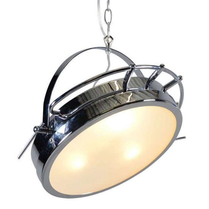 Závěsná-lampa-Ospedale-chrom