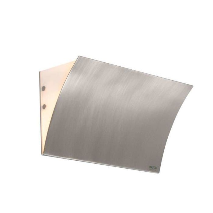 Nástěnná-lampa-Book-II-ocel