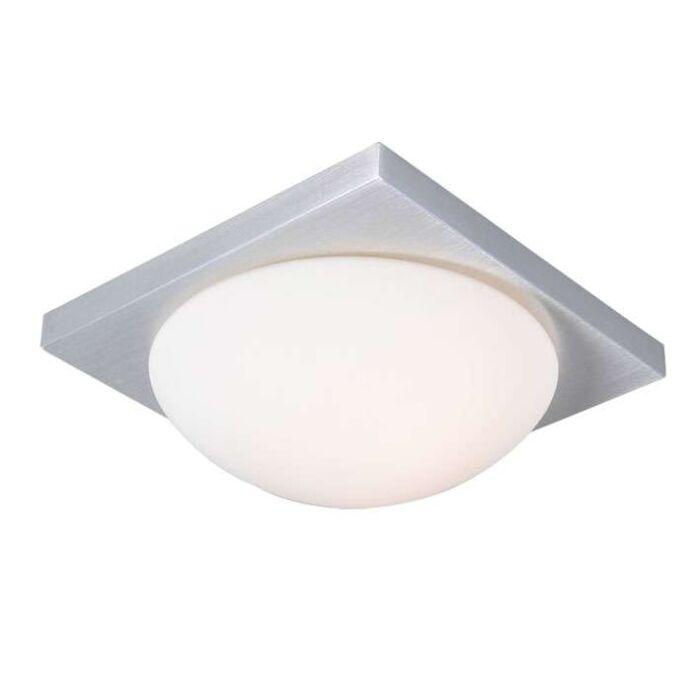 Stropní-svítidlo-Menta-25-čtvercového-hliníku