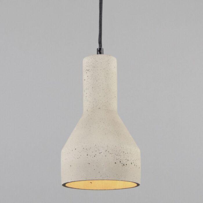Závěsná-lampa-Beton-4-šedá