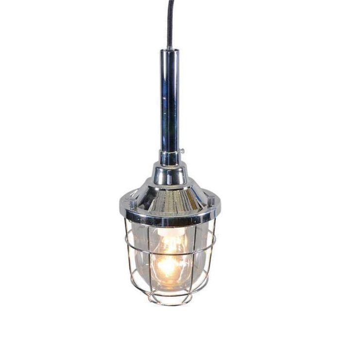 Závěsná-lampa-Diana-chrom