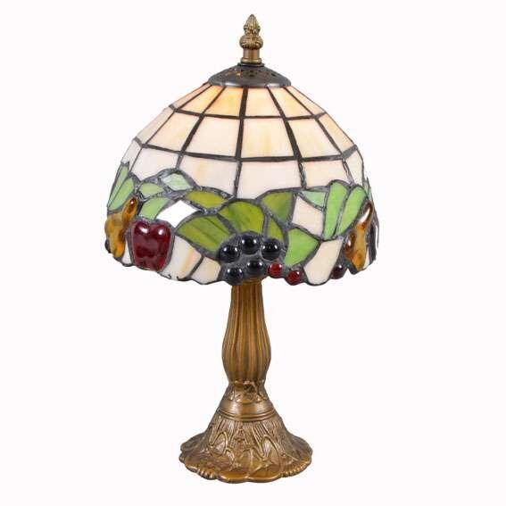 Stolní-lampa-Tiffany-Mybster-malá