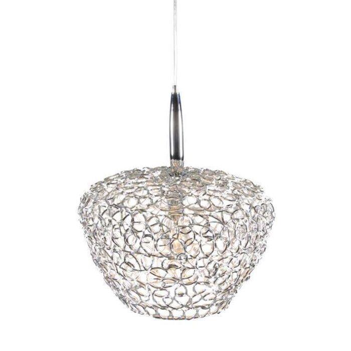 Závěsná-lampa-Cocoon-42-chrom