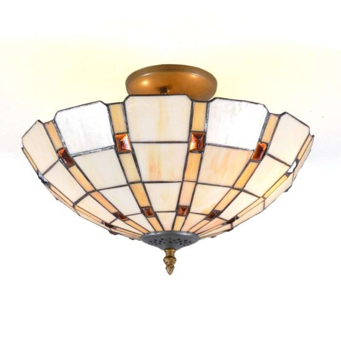 Stropní-lampa-Tiffany-Liddesdale