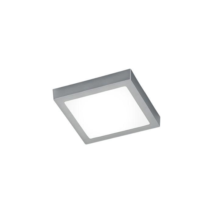 Moderní-hranaté-stropní-svítidlo-ocelové-se-sklem-vč.-LED---Boy